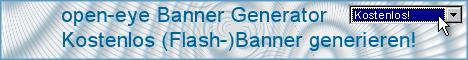 open-eye Banner-Generator